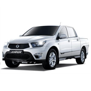 SsangYong Acyton Sports